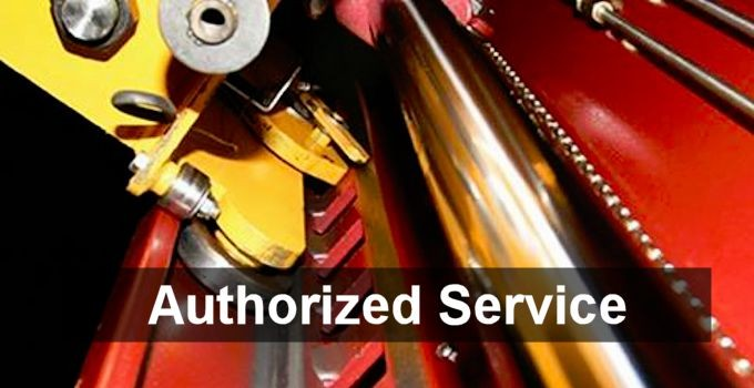 Factory Authorized Service