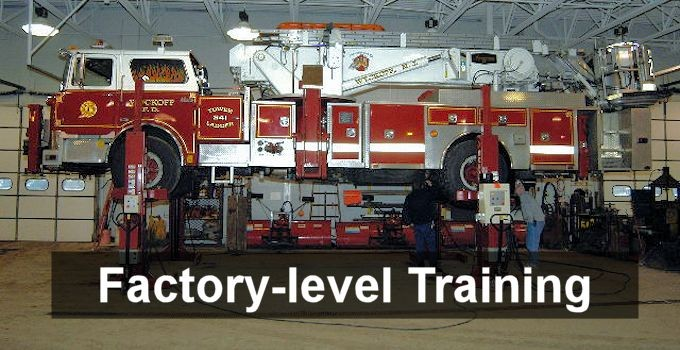 Factory Level Training
